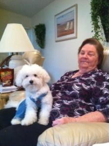 Dante & Grandma