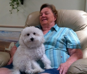 Grandma & Dante