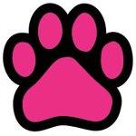 pink paw