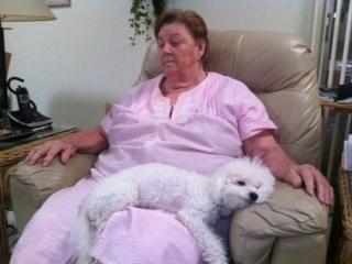 Grandma's Lap@TheDanteDiaries