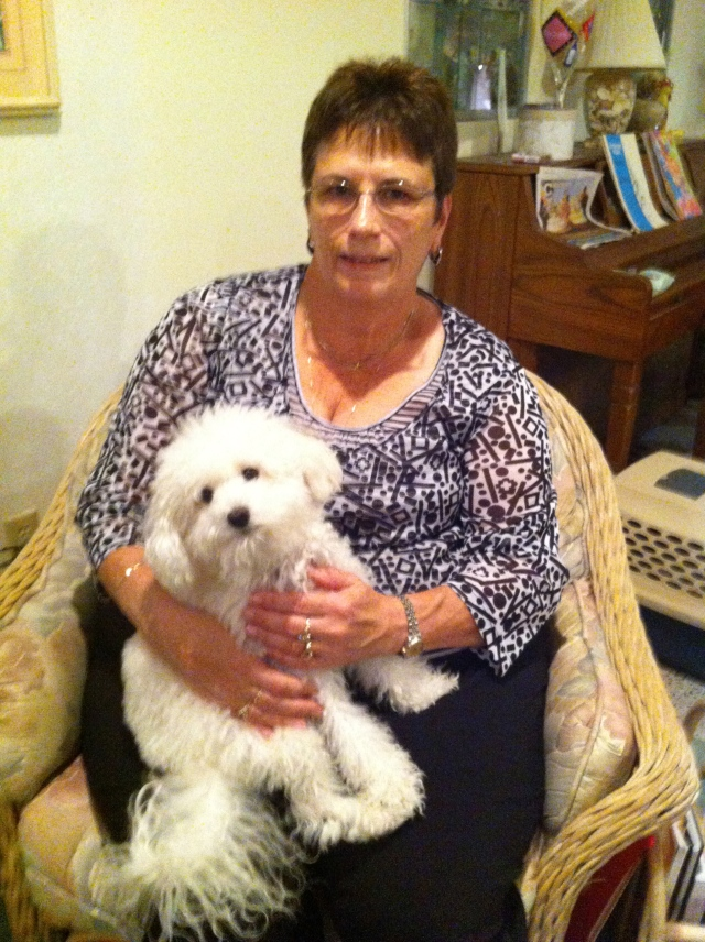 Aunt Tere & Dante@TheDanteDiaries