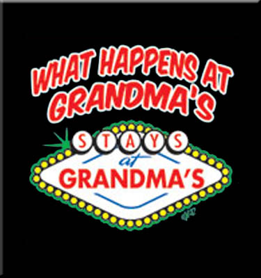 What Happenes at Grandmas