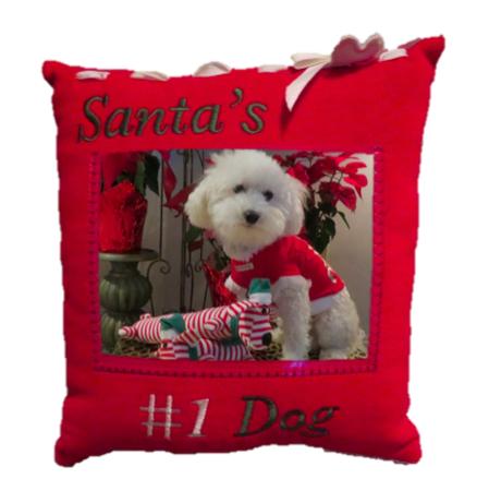 Santa's #1 Dog