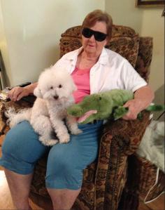 Taking care of Grandma