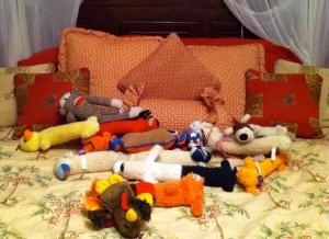Bed & Bo-Bos