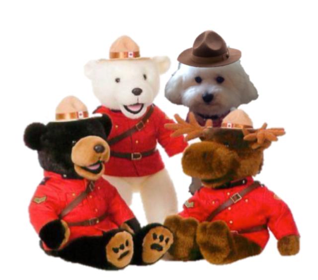 Canadian Bo-Bos