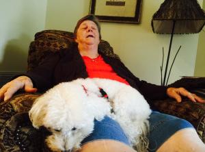 Tired Grandma